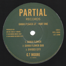 Ganja Flower Partial Records